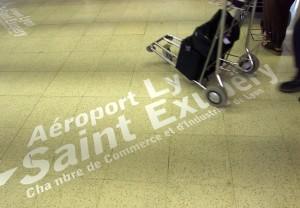 Aeroport Saint exupery lyon